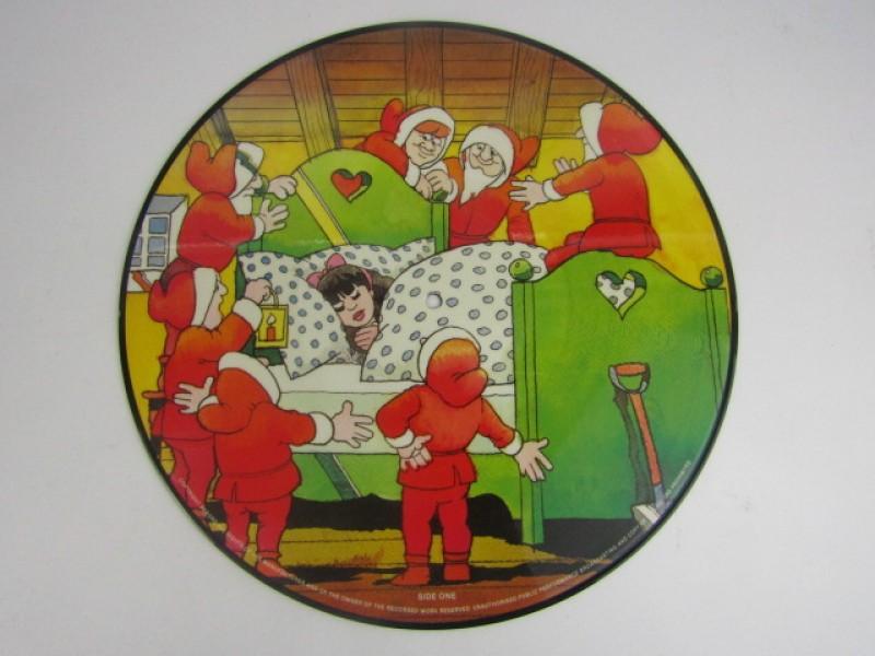 LP, Picture Disc, Sneeuwwitje en Roodkapje, MFP, 1979