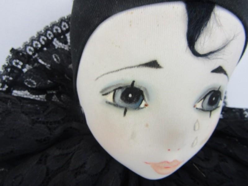 Grote Pierrot Pop, Stof, Eline José