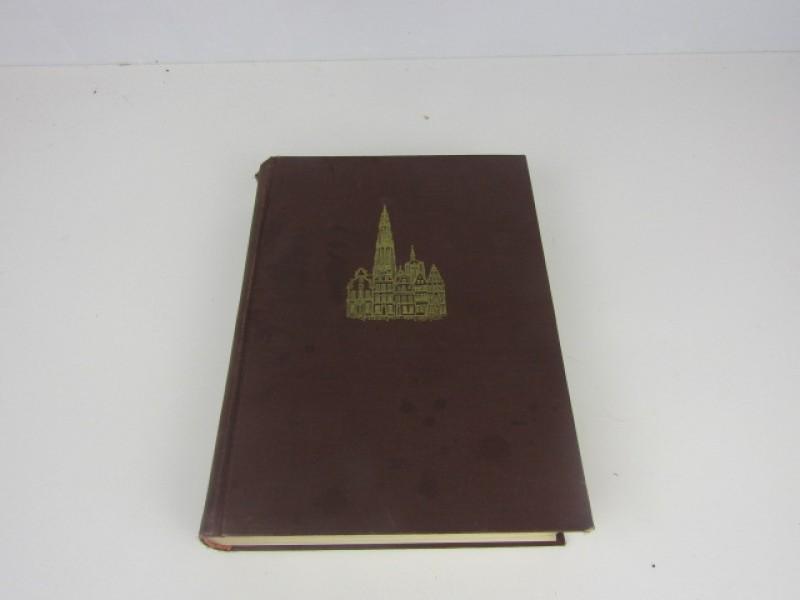 Boek, Antwerpen door de Eeuwen Heen, Floris Prims, 1951