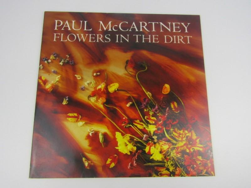 LP, Paul Mc Cartney, Flowers in the Dirt, 1989