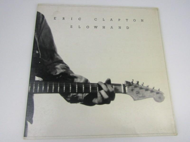 LP, Eric Clapton, Slowhand, 1977