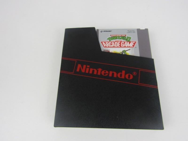 Nintendo Game (NES) , Turtles 2 Arcade Spel