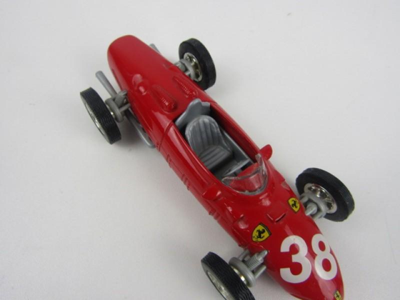 Schaalmodel Ferrari 1961, Formule 1, 1/35, Vliegwiel