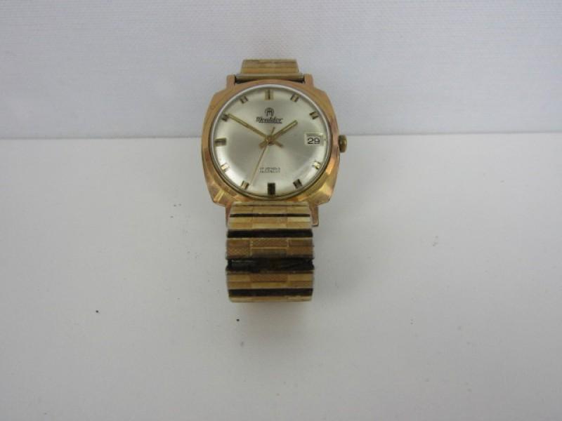 Vintage Herenhorloge, Montdor, Incabloc, werkend