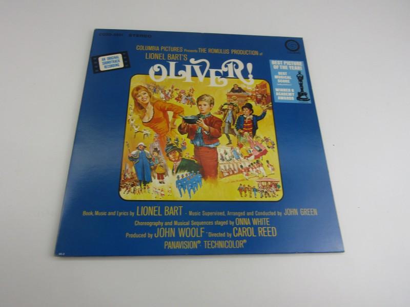 LP, Originele Soundtrack Musical Oliver Twist,