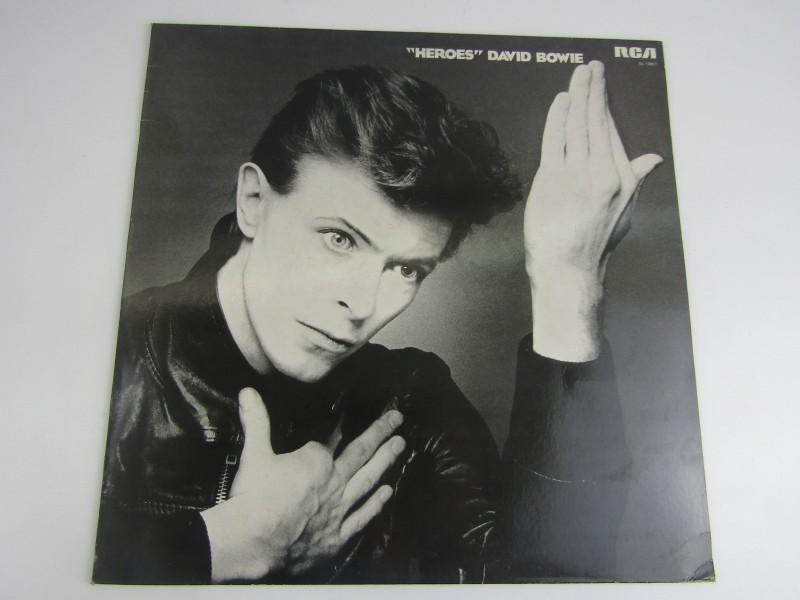LP, David Bowie, Heroes