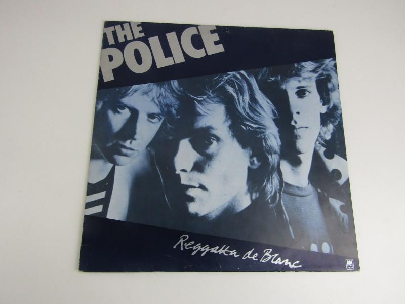 LP, The Police, Regatta De Blanc