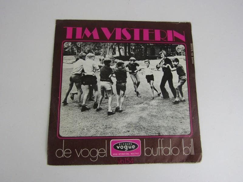 Vinyl, Single, Tim Visterin, De Vogel