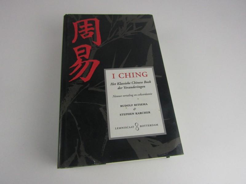Boek, I Ching, Het Klassieke Chinese Boek der Veranderingen, Lemniscaat, 1997