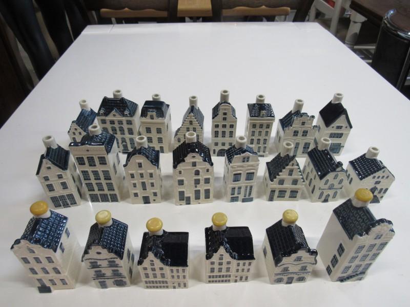 KLM Bols huisjes