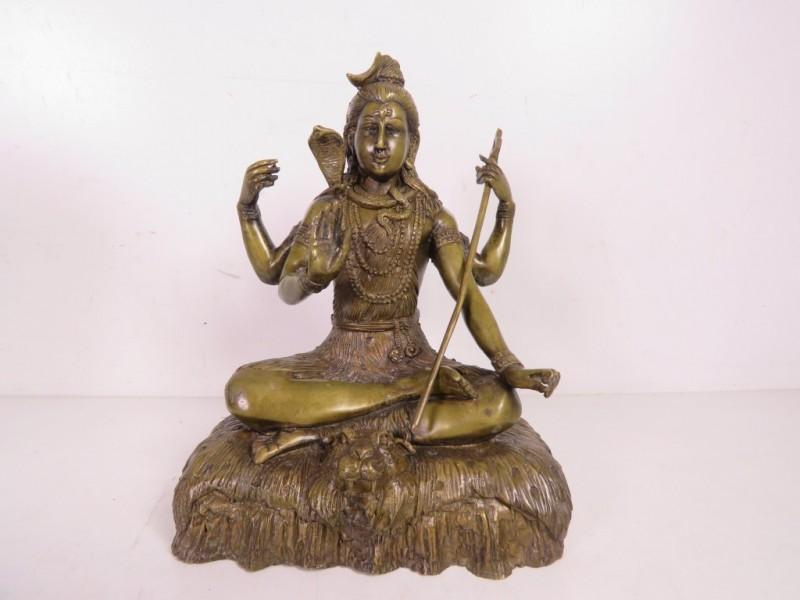 Beeldje van Shiva