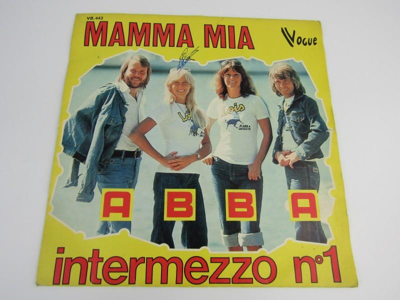 Single, Abba: Mamma Mia, 1975