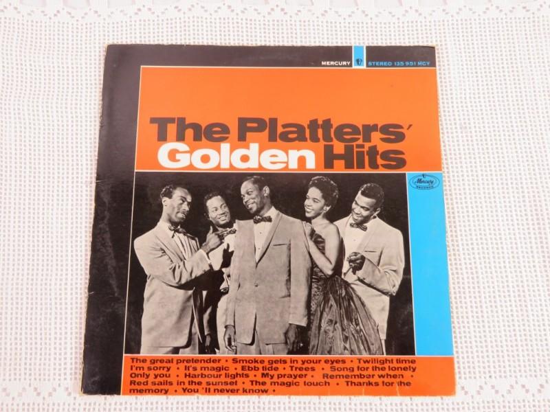 Lp - The platters - Golden hits