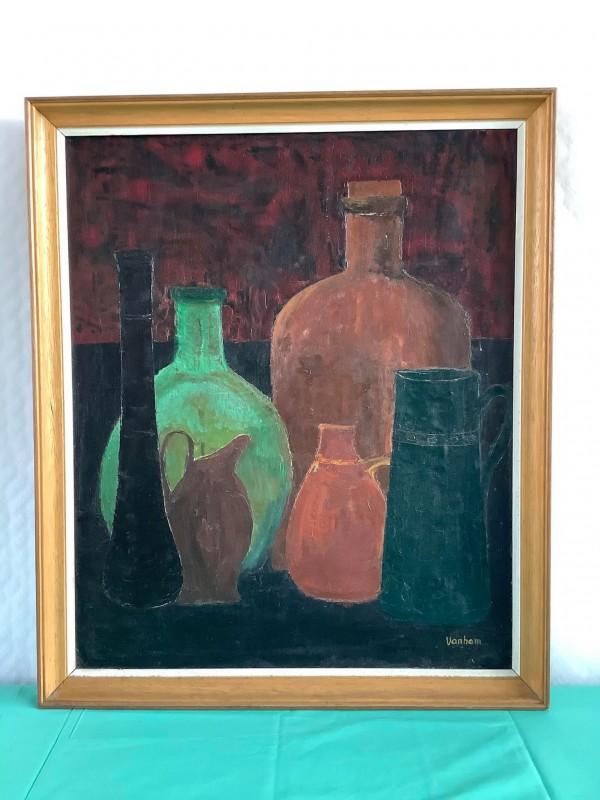 Schilderij van een stil leven: Vanham