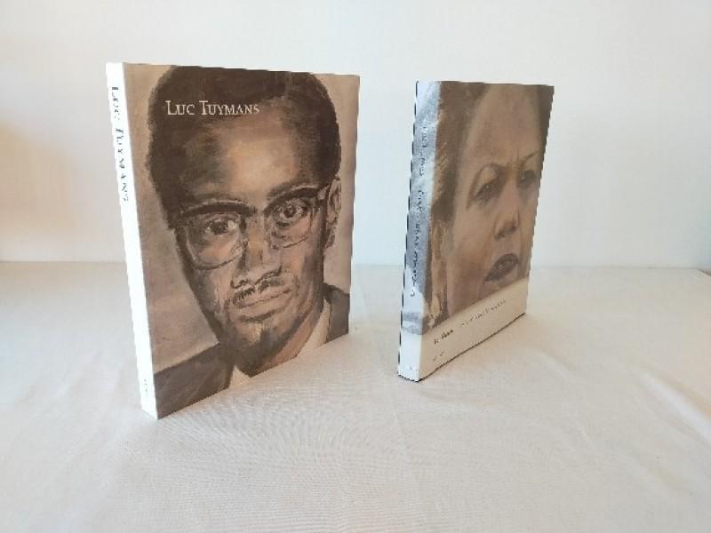 2 Luc Tuyamans boeken