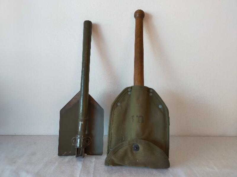 2 Inklapbare legerschepen