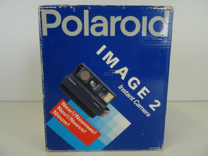 Vintage Polaroid Image 2 camera