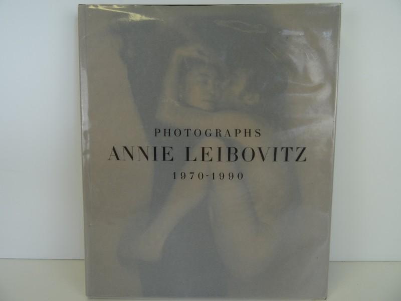 Kunstboek: Photographs Annie Leibovitz 1970 - 1990
