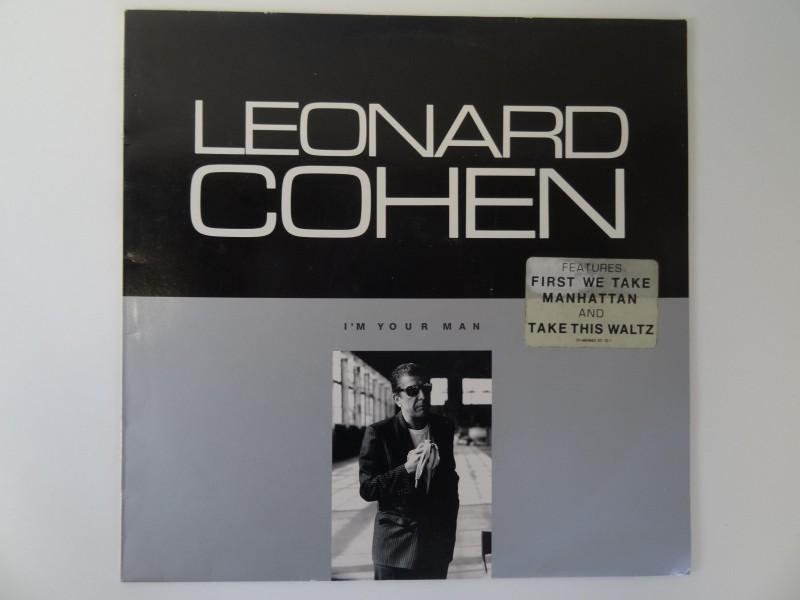 LP Leonard Cohen - I'm Your Man