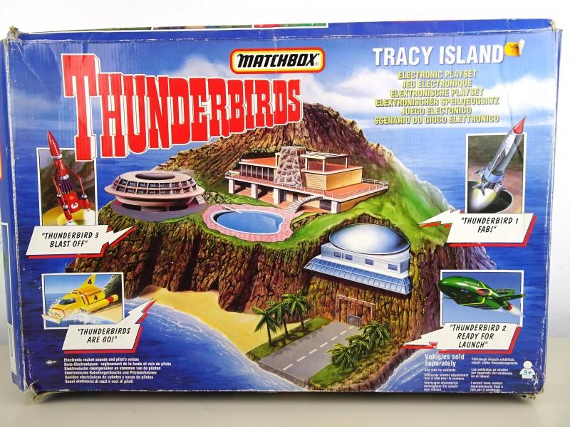 THUNDERBIRD Tracy Island (MATCHBOX)
