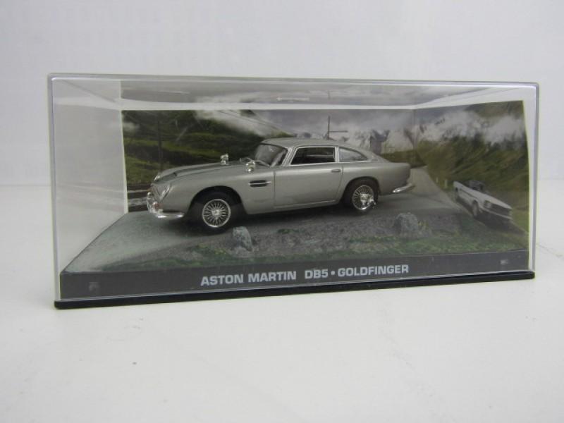 Miniatuurauto, 007, James Bond, Goldfinger, Collectors item