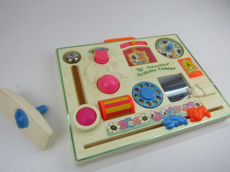 Speelgoed, Activity Center, Fisher-Price