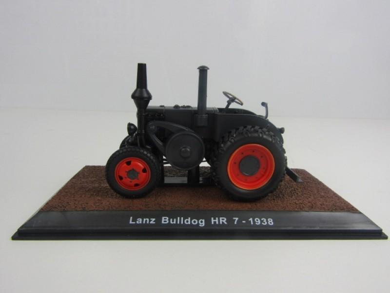 Miniatuur, Old Timer Tractor, Lanz Bulldog HR 7