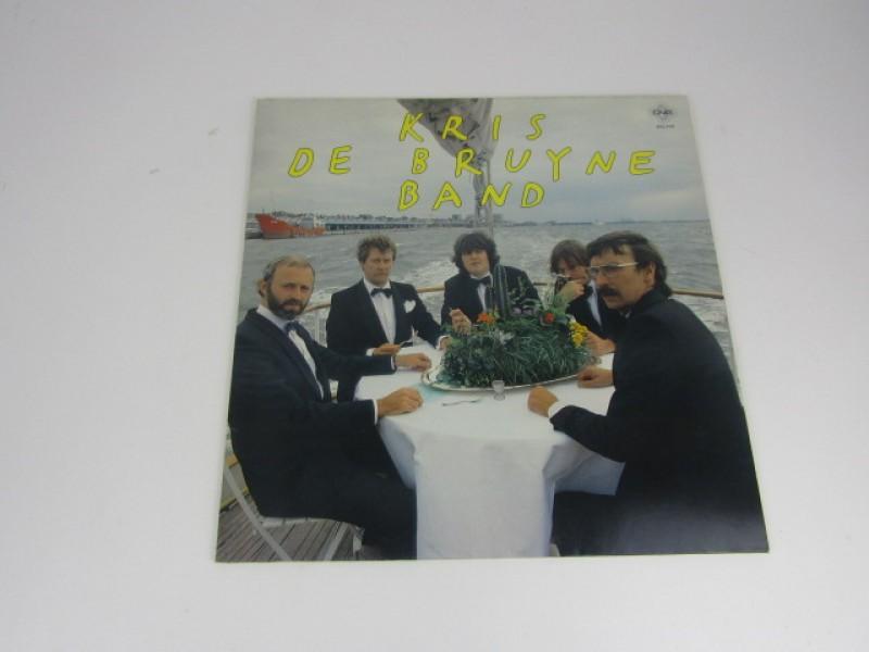 LP, Kris de Bruyne Band, titelloos, 1985