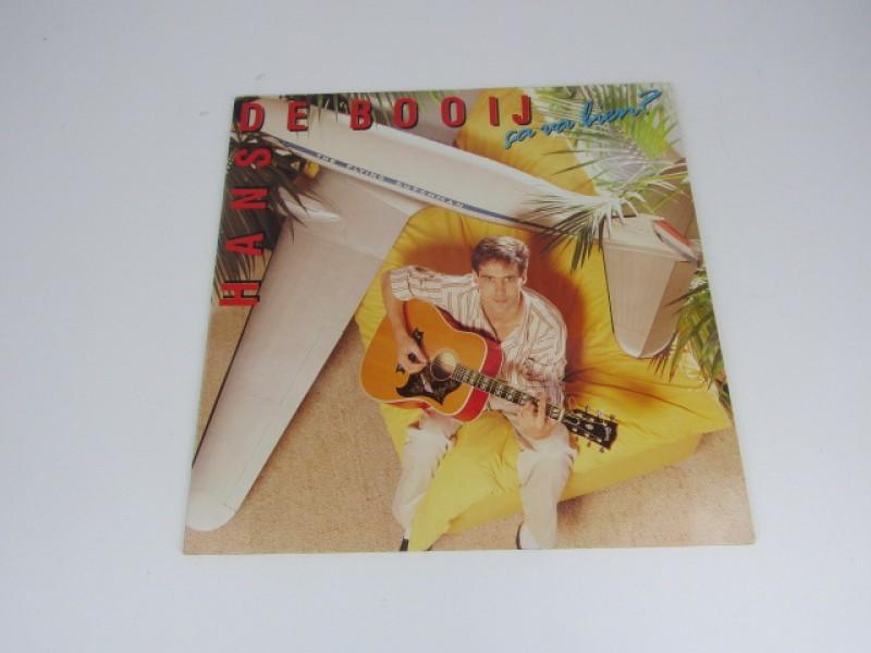 LP, Hans de Booij, Ca Va Bien?, 1987