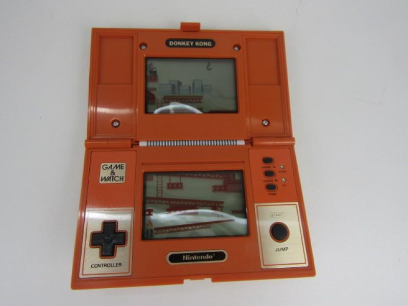 Videospel, Nintendo Donkey Kong - Game & Watch - Multiscreen - 1982