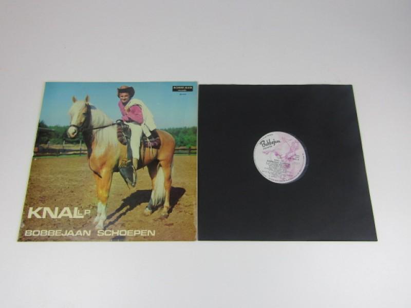 LP,   Bobbejaan Schoepen, Knal L.P., 1971
