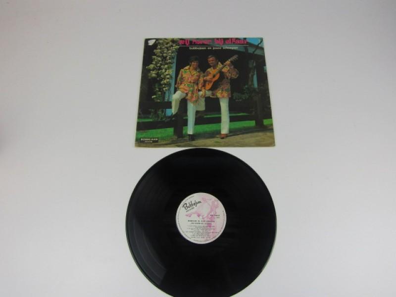 LP, Bobbejaan en Josee Schoepen, Wij horen bij elkaar, 1971