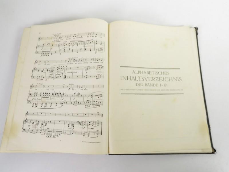 Boek - Sang und klank im XIX und XX jahrhundert