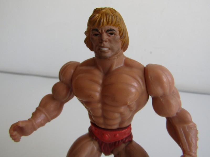 Actiefiguur: Prins Adam / He-Man, Masters Of The Universe, 1981