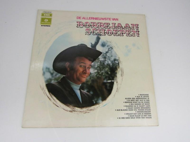 LP, De allernieuwste van Bobbejaan Schoepen, 1971