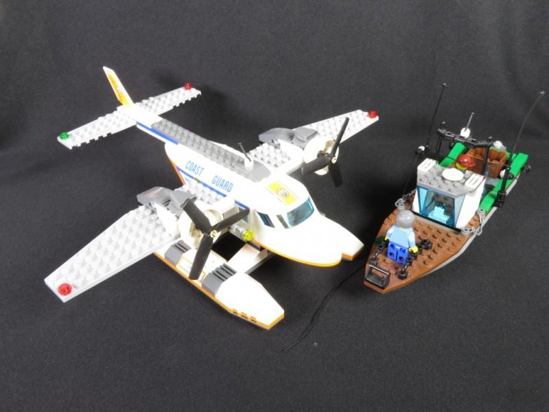 Lego 60015 - Coast guard