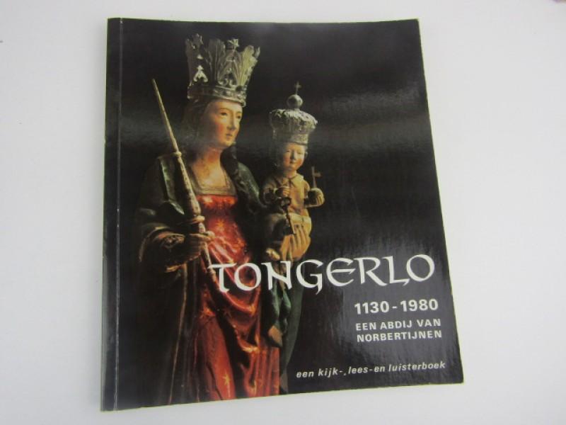 Kijk- lees- en luisterboek: Tongerlo 1130 - 1980, een Abdij van Norbertijnen