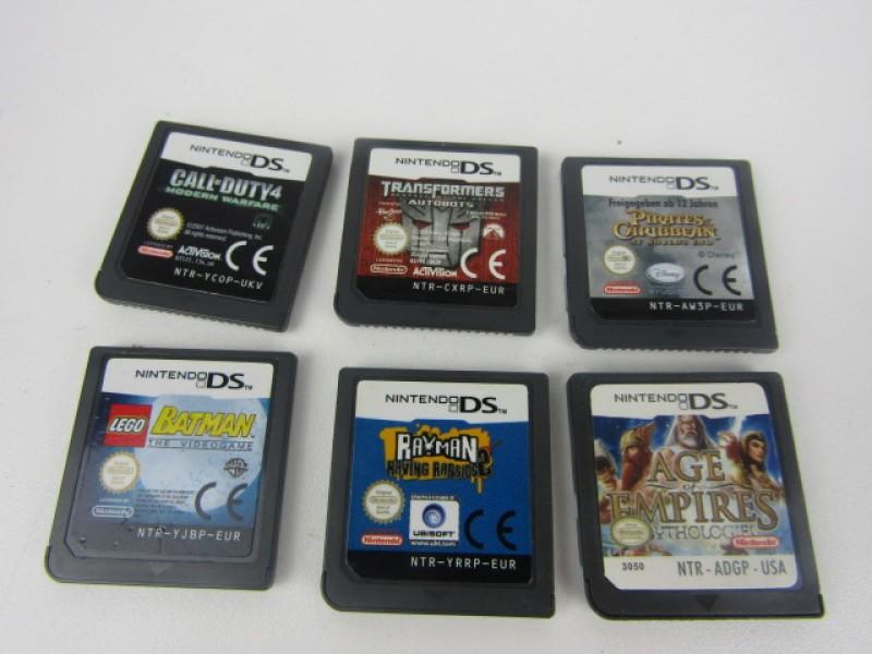 6 Nintendo spelletjes, Thema  Actie