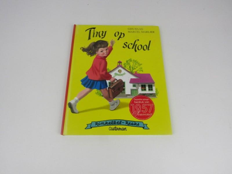 Kinderboek, Tiny op school, Heruitgave van de Versie uit 1957