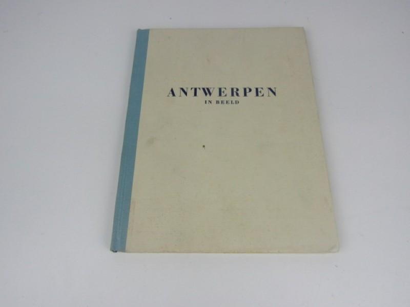 Fotoboek, Antwerpen in beeld, A. De Belder, 1958