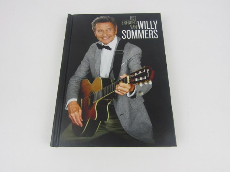 Lees, Luister en Kijkboek 'Het erfgoed van Willy Sommers'