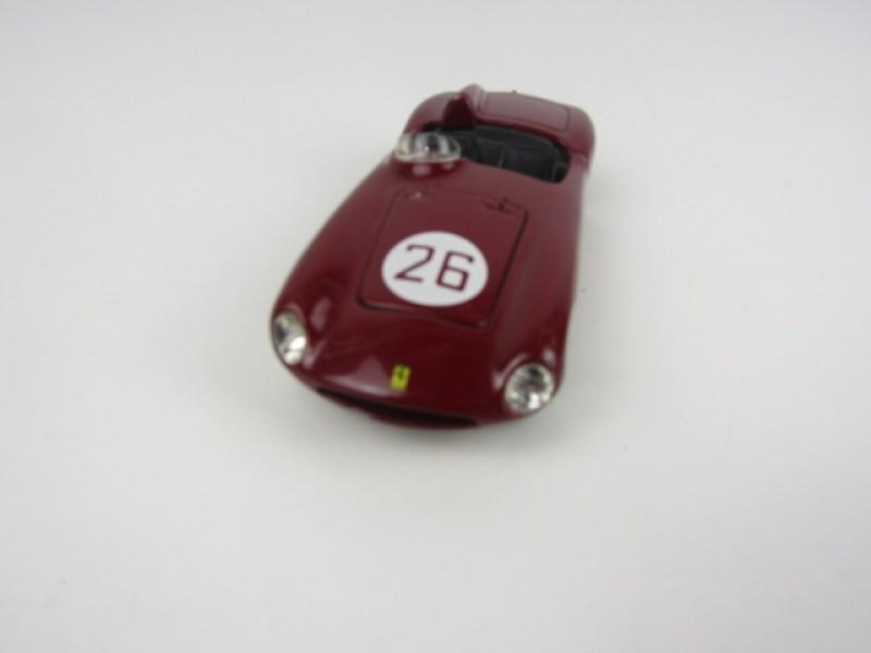 Schaalmodel Ferrari 1955, Monza, 1/36, Vliegwiel