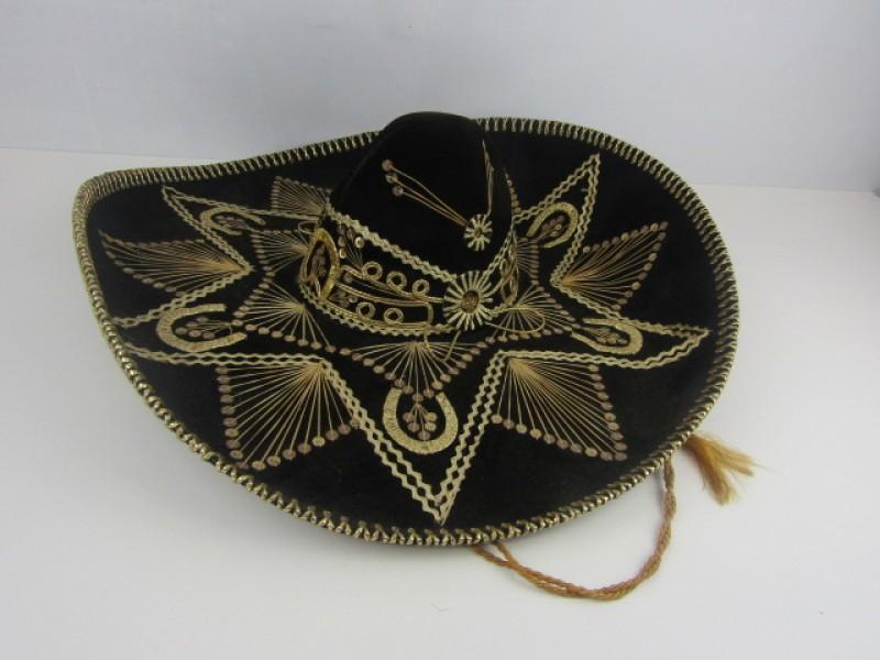 Grote Sombrero, Handgemaakt uit Mexico