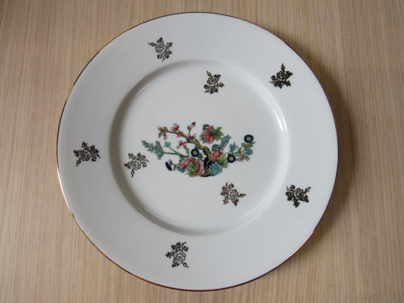 Porcelaine Limoges bord jaren 50'