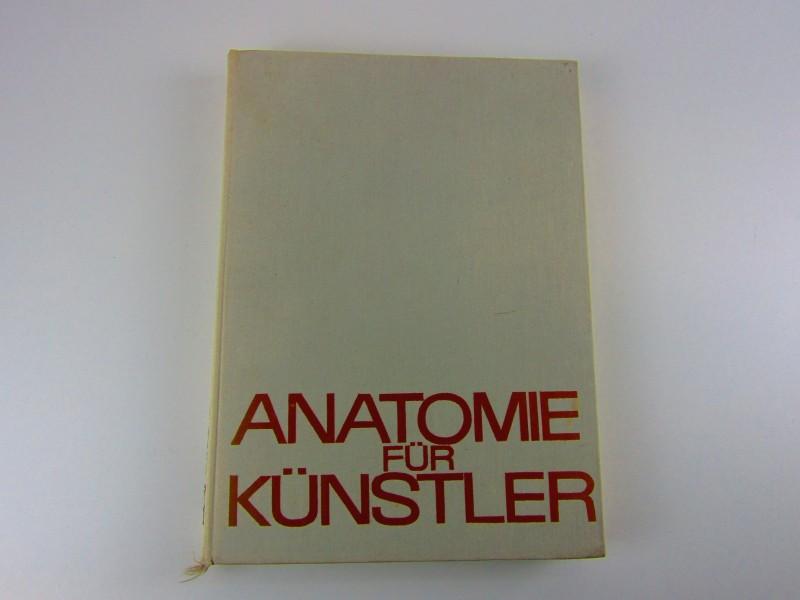 Boek, Anatomie Für Künstler, Jeno Barcsay