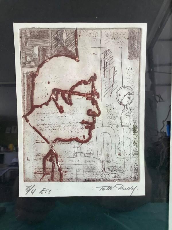 Grafisch werk van Rudy Totté