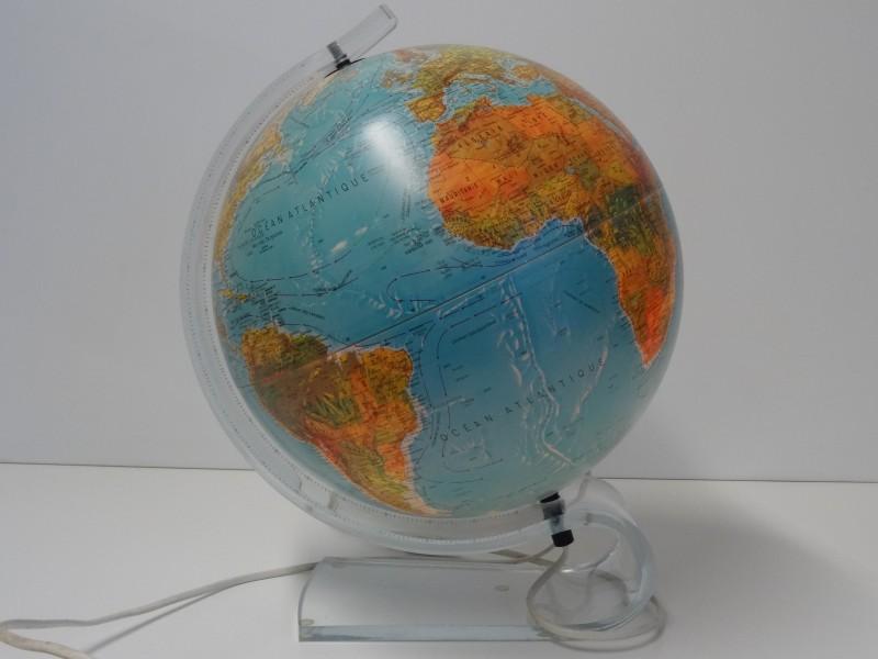 Scan-Globe A/S wereldbol met licht