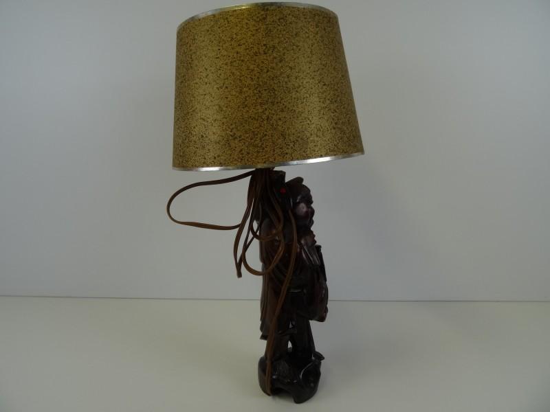Chinese Visser tafellamp