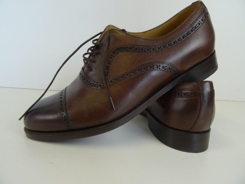 Barker Southampton Toe Cap Oxford schoenen -   mt 8 1/2