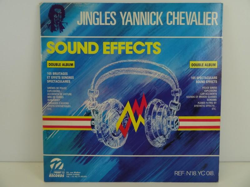 LP - Yannick Chevalier -Sound Effects